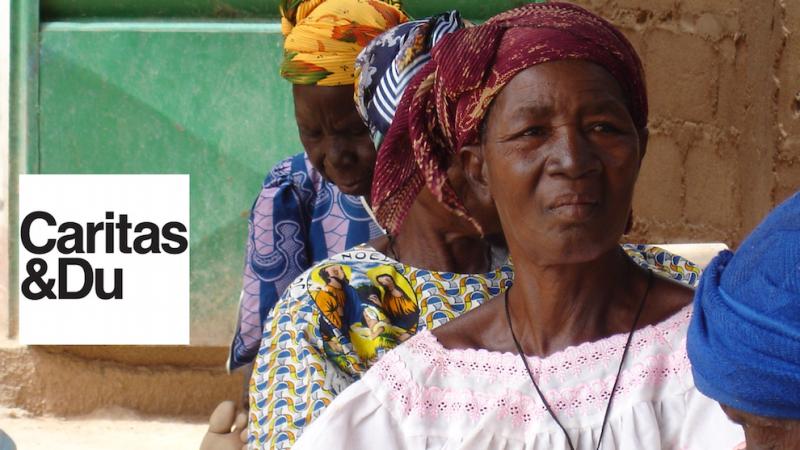 Frauen aus Burkina Faso