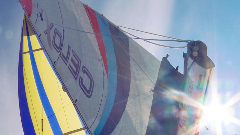 Segel der Firma Celox Sailing